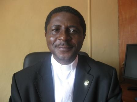Msgr Andrew Nkea